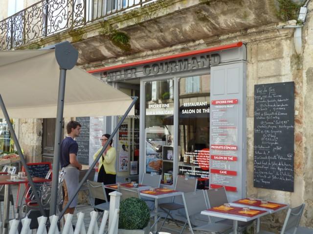 Restaurant l'Atelier Gourmand