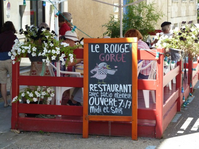 Restaurant le Rouge-Gorge