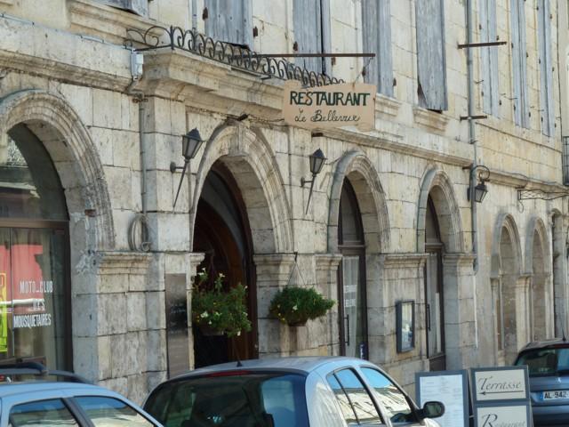 Restaurant Le Bellevue Lectoure