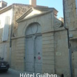 porte-hotel-guilhonhotel-goulard-lectoure-serge-mauro