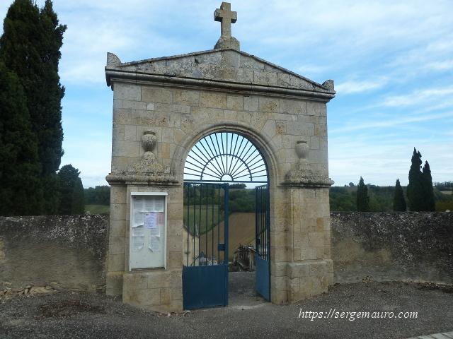 portail-cimetière-lectoure-serge-mauro