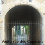 portail-rue-capucins-lectoure-serge-mauro