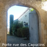 porte-rue-capucins-lectoure-serge-mauro